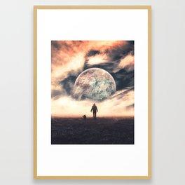 Unholy Framed Art Print