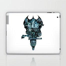 Aliens Illustration Tribute Laptop & iPad Skin