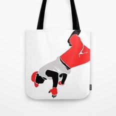 Break Dancer Tote Bag