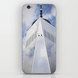Top of the Tower iPhone Skin
