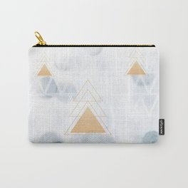 Winter Vibes Carry-All Pouch