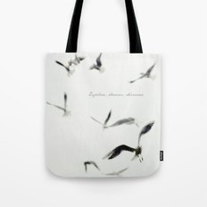 Explore, dream, discover Tote Bag