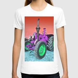 Bulldog Surreal T-shirt
