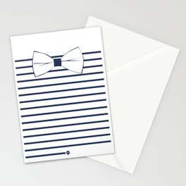 Noeud Pap marin Stationery Cards