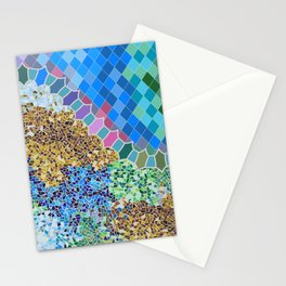 INSPIRED BY GAUDI Stationery Cards