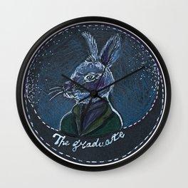 The Graduate Wall Clock