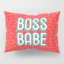 BOSS BABE Pillow Sham