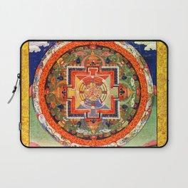 Mandala Buddhist 1 Laptop Sleeve