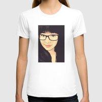 geek T-shirts featuring Geek by FalcaoLucas