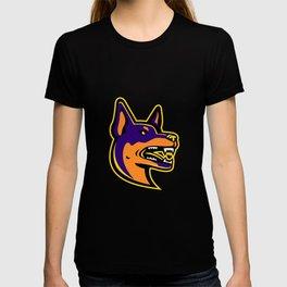 Australian Kelpie Dog Mascot T-shirt
