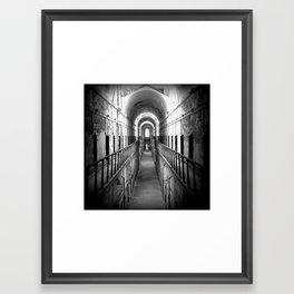 The Pen Framed Art Print