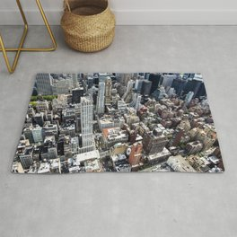 Built up Area Rug