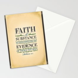 The Substance of Things Hoped for . . . Stationery Cards