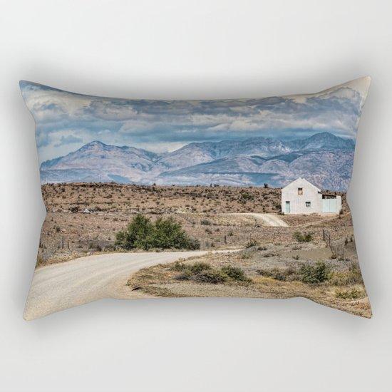 DESERT SOLITUDE Rectangular Pillow