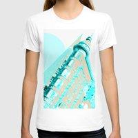 san francisco T-shirts featuring San Francisco by DM Davis
