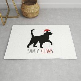 Santa Claws Rug