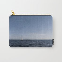 Sailing in the ocean. Carry-All Pouch