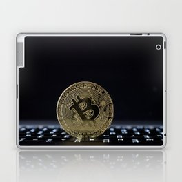 The Mighty Bitcoin Laptop & iPad Skin