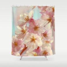 Pep Talk Shower Curtain