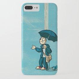 The Li'l Depressed Boy:  Lonely Heart Blues iPhone Case