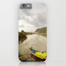 Fishing port in Goa, India Slim Case iPhone 6s