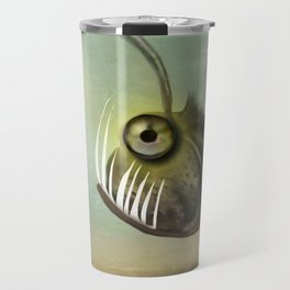 Fishy on it's own Travel Mug