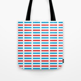 flag of luxembourg- Luxembourgish,Lëtzebuerg,Luxemburg,Luxembourger, luxembourgeois Tote Bag