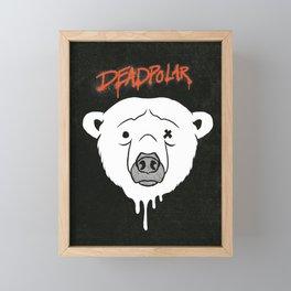 Deadpolar Framed Mini Art Print