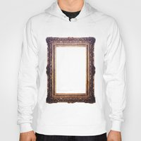 frame Hoodies featuring Frame by GetNaked