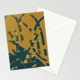 greener on the other side Stationery Cards