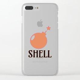 Bombshell #society6 #buyart Clear iPhone Case