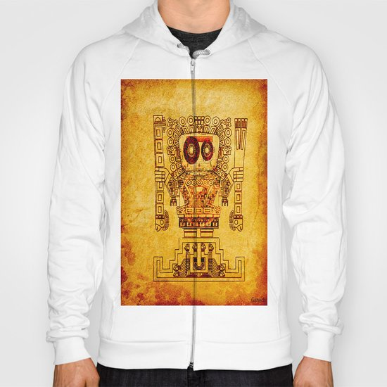 The last divinity musical of the Mayan empire Hoody