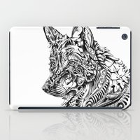 dreamer iPad Cases featuring Dreamer by René Campbell