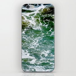 Impact Zone Abstract iPhone Skin