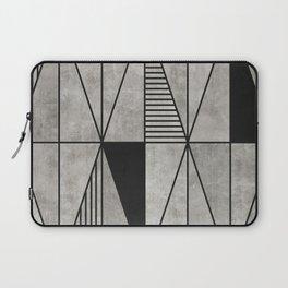 Concrete Triangles Laptop Sleeve