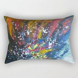 Breaking free Rectangular Pillow