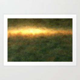 The Earthy Trend Art Print