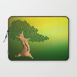 Beetle Bonsai Laptop Sleeve