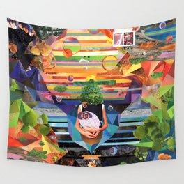MAE.SUN Album Cover Wall Tapestry