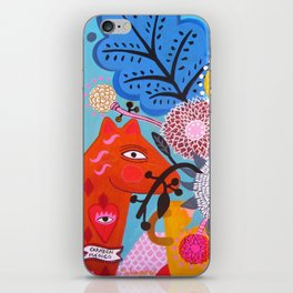 Corazon Magico iPhone Skin
