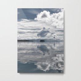 Sea 3 Metal Print