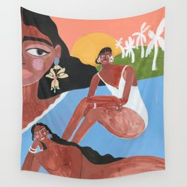 Miranda for Lydia Wall Tapestry