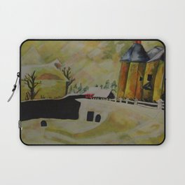 PtLY 1 Ode to Chagall Laptop Sleeve