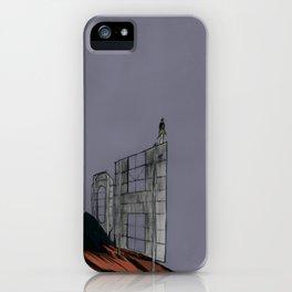 Hollywood Despair iPhone Case