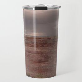 Desert Rain Clouds Travel Mug