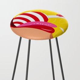 Lollipop Counter Stool