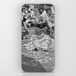 Give Me Your Poor & Tired (Pt 8 - NYC) iPhone Skin
