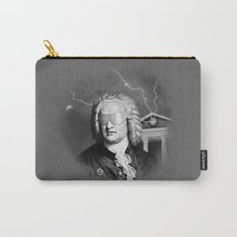 Bach To The Future Carry-All Pouch