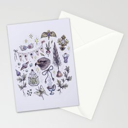 Ravenclaw, Creativity and Wit Stationery Cards