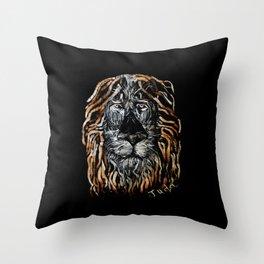 Judá Throw Pillow